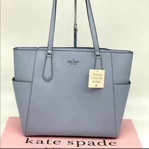 Kate Spade Medium Top Zip Tote Bag